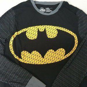 Boys Batman Logo  Pajama